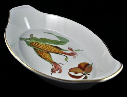 Vintage Royal Worcester Evesham Gold 14