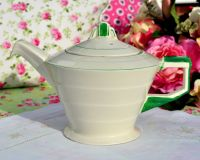 Grindley Creampetal Art Deco Teapot c.1936+