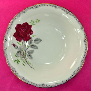 Royal Stafford Roses To Remember Set Of 6 Cereal or Dessert Dishes