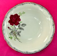 Royal Stafford Roses To Remember Individual Dessert Dishes c.1950s