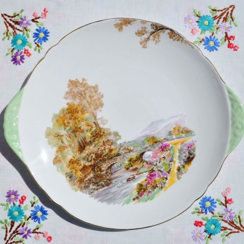 Vintage English Fine Bone China c.1940s