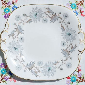 Coalport My Fair Lady Pattern Bone China Cake Plate