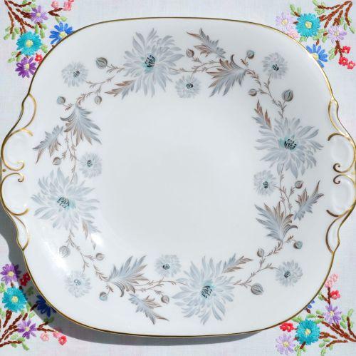 Coalport My Fair Lady Pattern Bone China Cake Plate