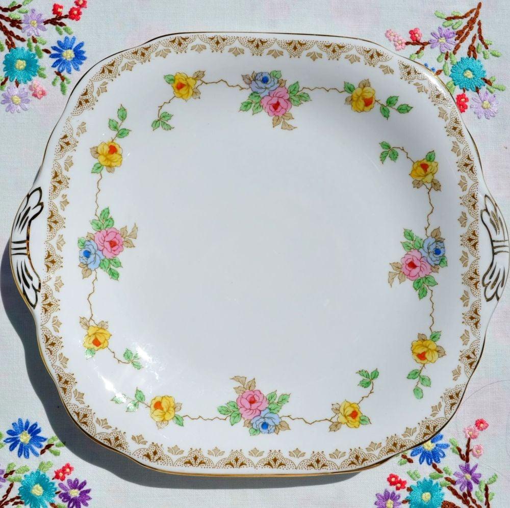 Grosvenor Cake Plate
