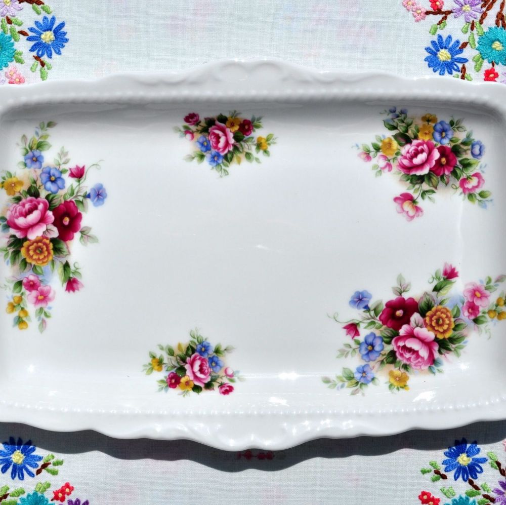 English Vintage Bone China