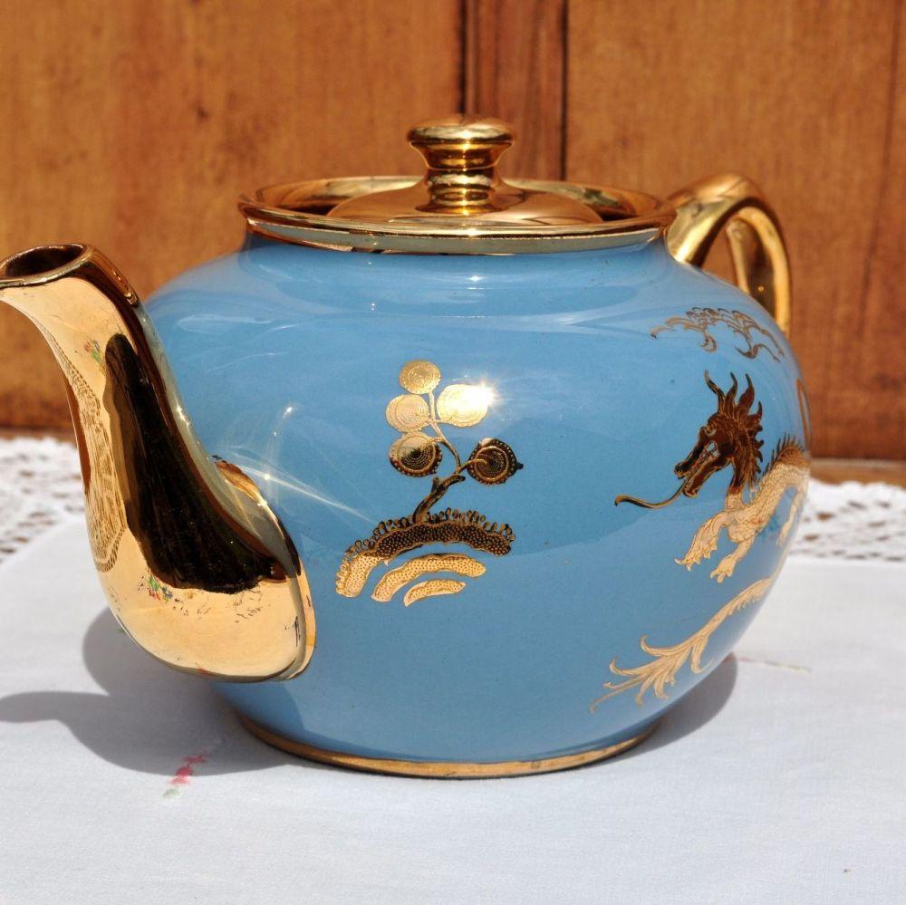 Fabulous Turquoise Blue Glaze