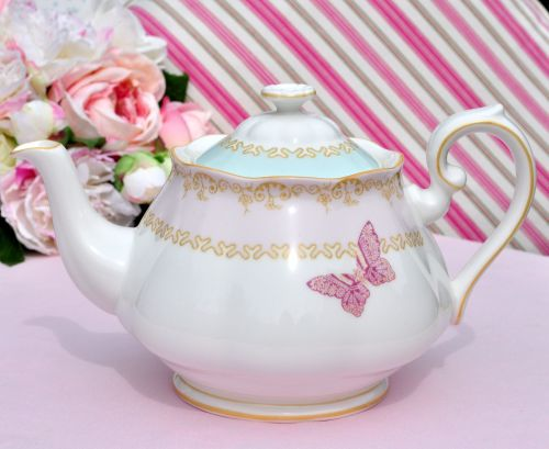 Zandra Rhodes My Favourite Things Large Teapot