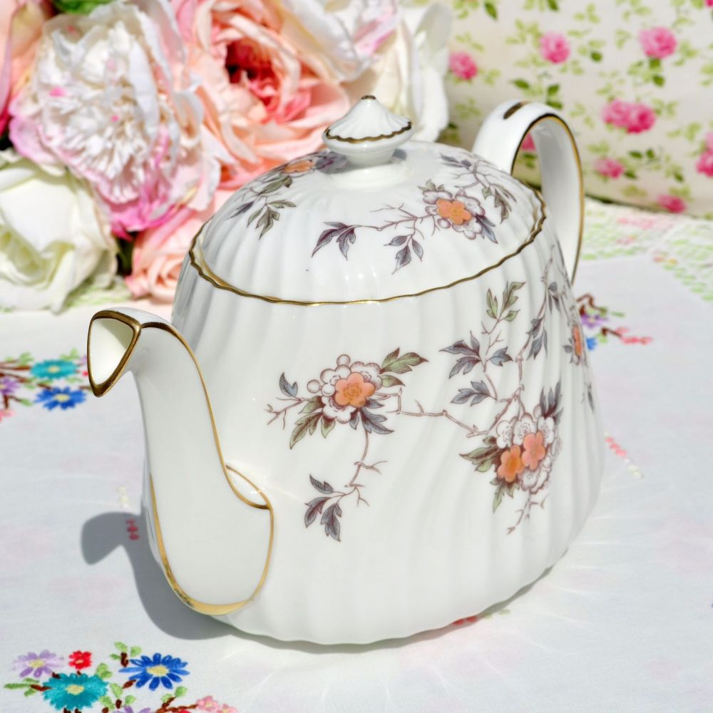 Minton Suzanne Vintage Large China Teapot