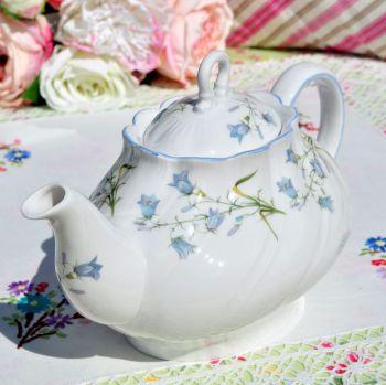 Queen's Rosina China Harebell Bone China Teapot