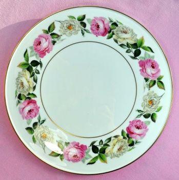 Royal Worcester Royal Garden Elgar China Gateau Plate
