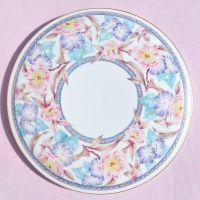 Royal Grafton Peony Vintage Gateau Cake Plate