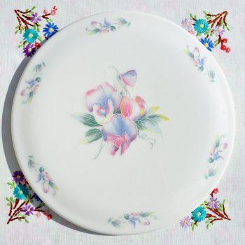 Aynsley Little Sweetheart Gateau Serving Plate