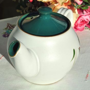 Denby Greenwheat 1.5 Pint Teapot c.1960s