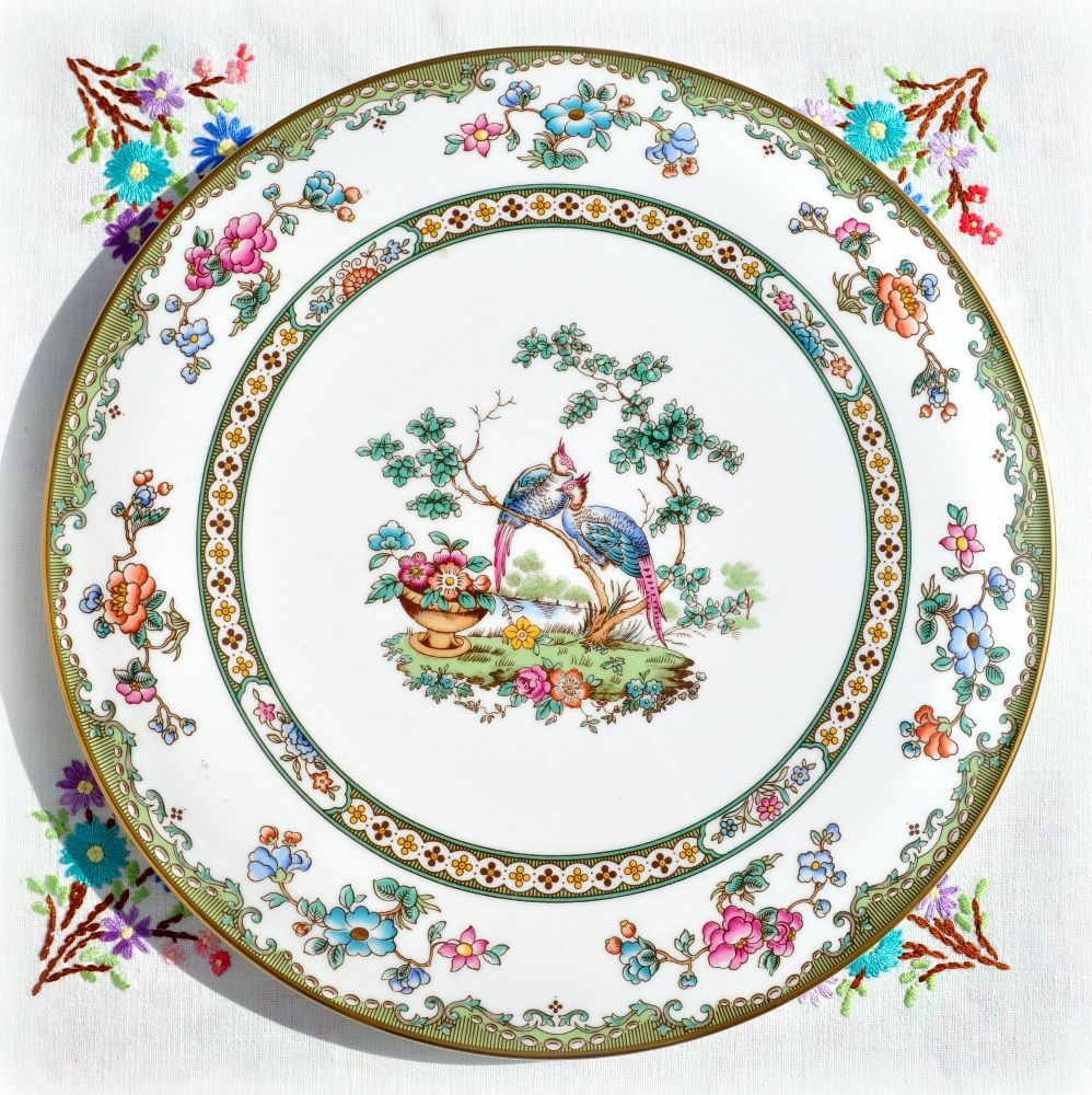 <!--011-->Biscuit Trays, Gateau Plates, Platters