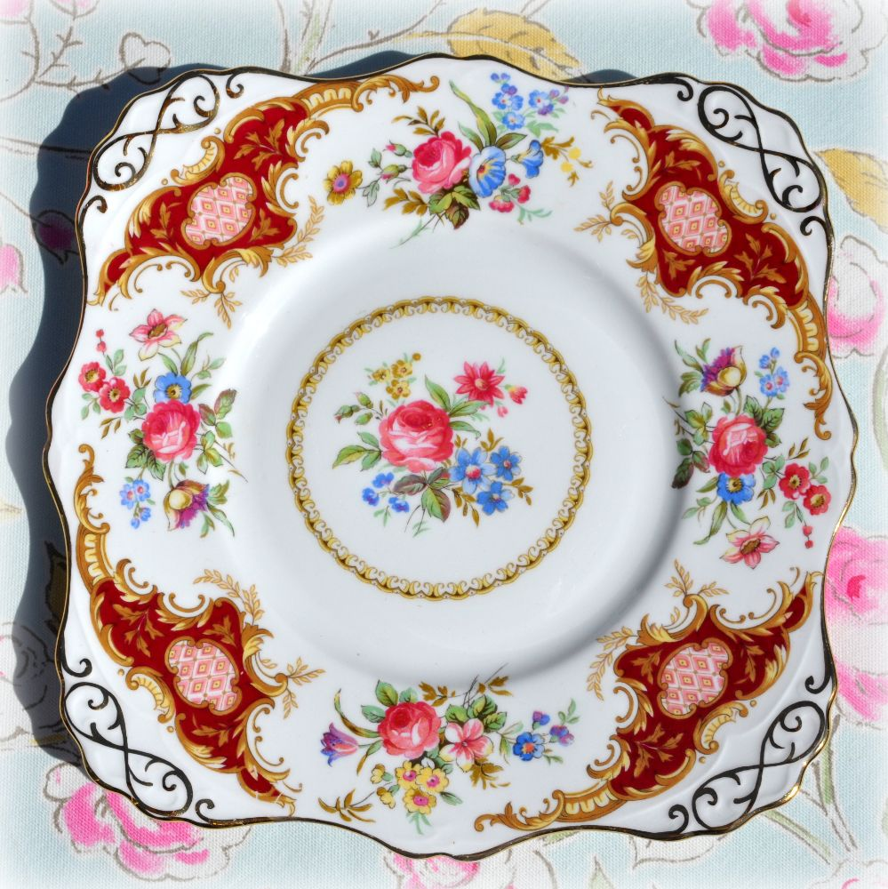 <!--010-->Cake Plates and Sandwich Plates