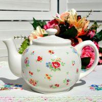 Cath Kidston Sprig 2 Pint Teapot