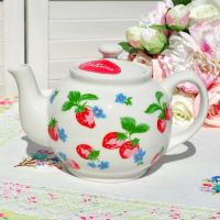 Cath Kidston Strawberry 2 Pint Teapot