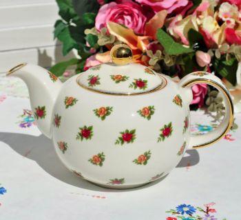 Royal Albert Old Country Roses Classic II Teapot