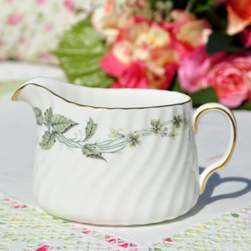 Minton Greenwich Bone China Milk Jug c.1960s