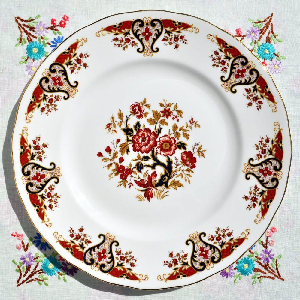 Colclough Royale Vintage Bone China 26.5cm Dinner Plate