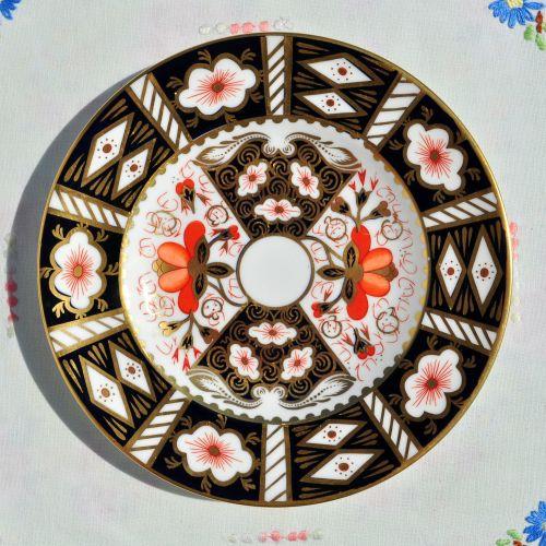 Royal Crown Derby Imari 2451 Pattern 16cm Plate