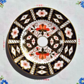 Imari 2451 Pattern Royal Crown Derby 16cm Plate