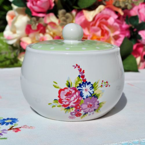 Price Kensington Amelia Lidded Sugar Bowl