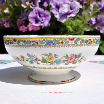 Foley Ming Rose Sugar Bowl c.1950s