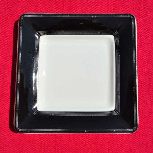 Royal Doulton Silver Sonnet Side Plate