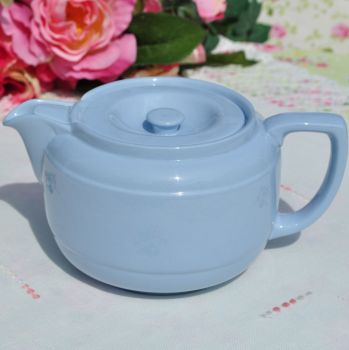 Spode English Lavender Travelling Teapot