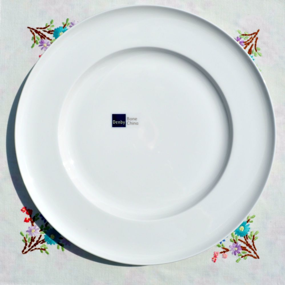 Denby Grace 28.5cm Dinner Plate