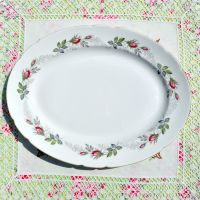 Paragon Bridal Rose Large Serving Platter c.1957+