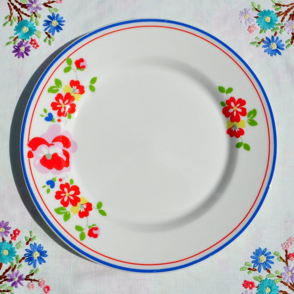 Cath Kidston Queen's China 21cm Plate