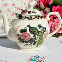Myott Meakin Exotic Garden 1.5 Pint Teapot c.1970s