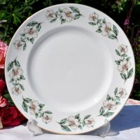Crown Staffordshire Pear Blossom 27cm  Dinner Plate