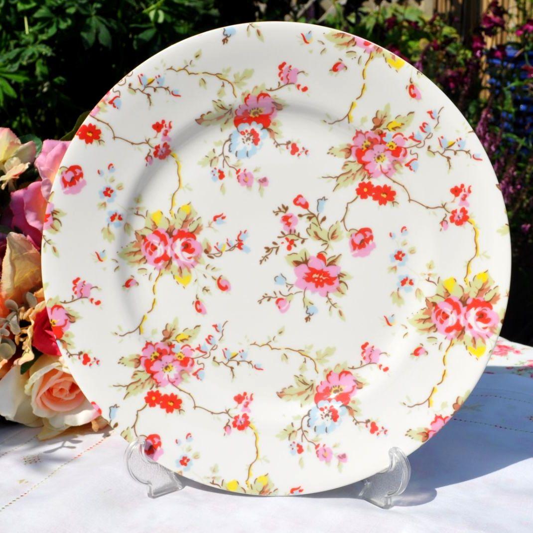 Cath Kidston Blossom 27.5cm Dinner Plate