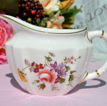 Royal Crown Derby Posies Half Pint Milk Jug