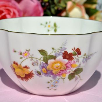 Royal Crown Derby Posies Open Sugar Bowl c.1994