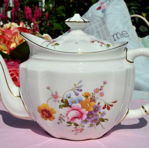 Royal Crown Derby Posies Large Teapot