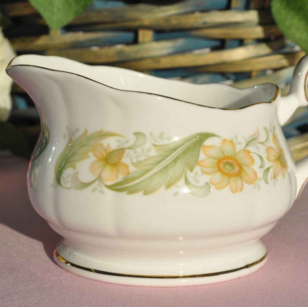 Duchess Greensleeves 18 fl.oz Bone China Custard or Cream Jug