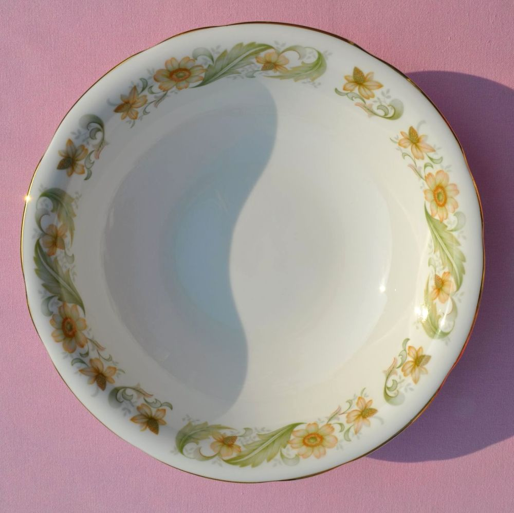 Duchess Greensleeves Vintage China Large Serving Bowl