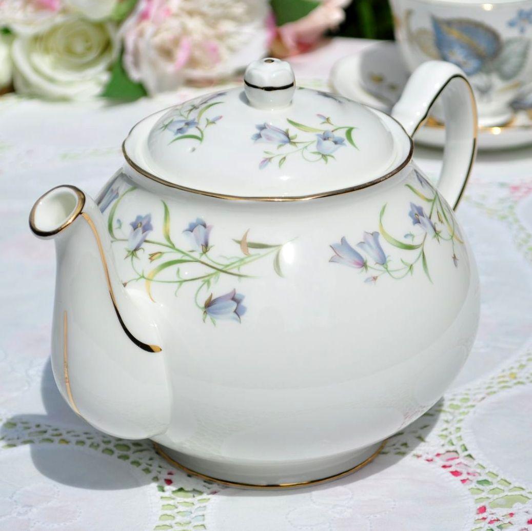 Duchess Harebell Teapot