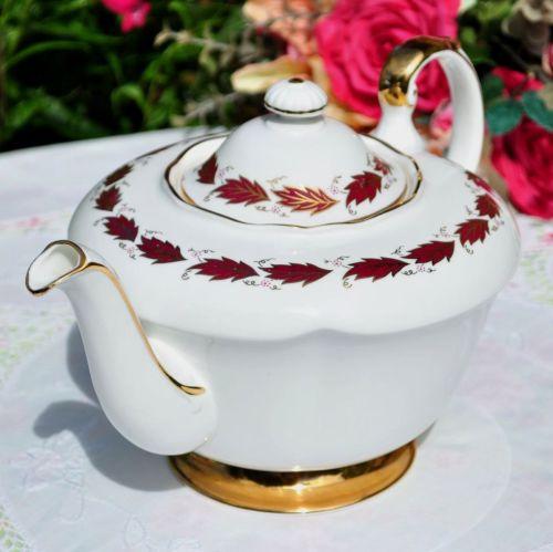 Paragon Elegance Vintage China Teapot