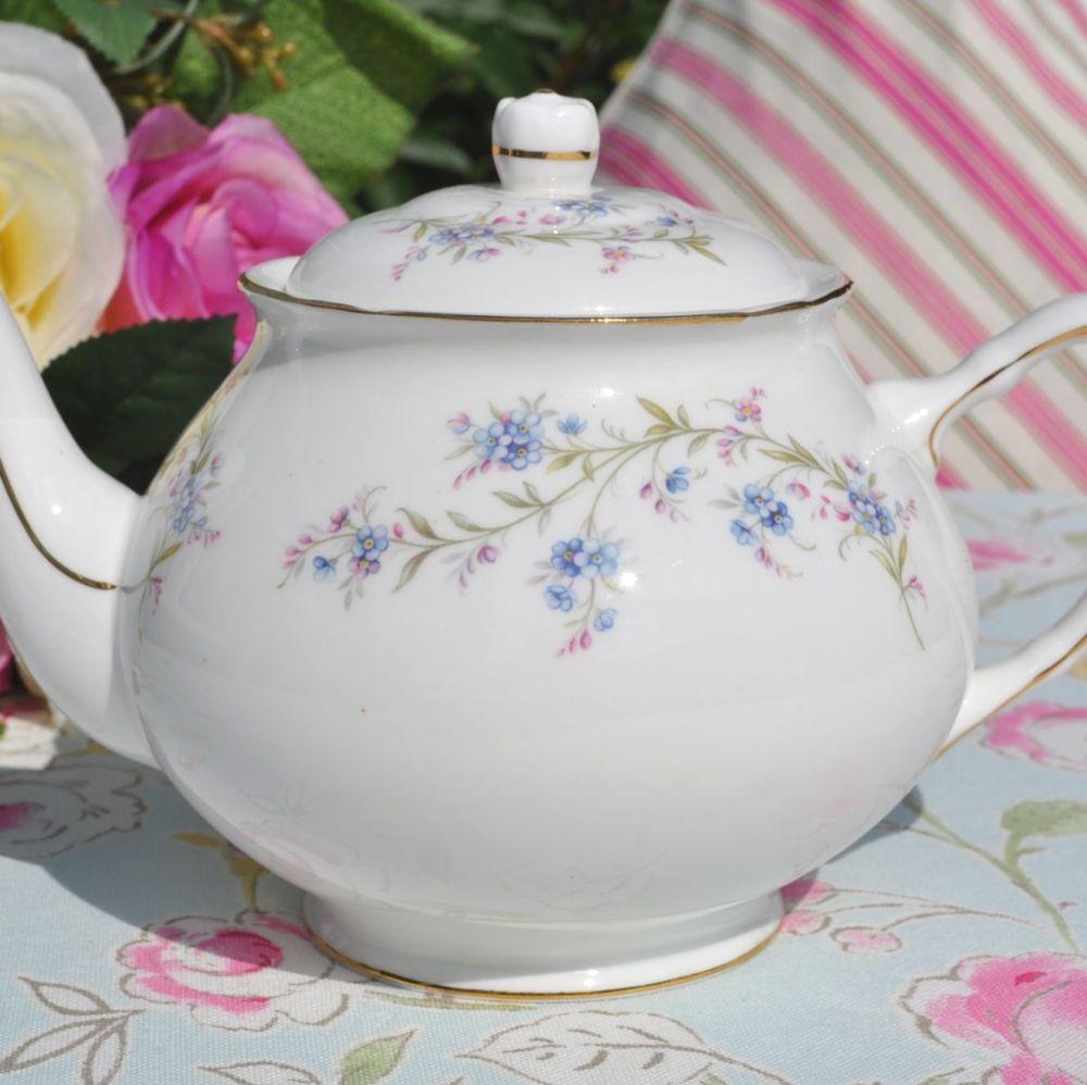 Duchess Tranquility Vintage Bone China 2 Pint Teapot