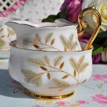 Royal Albert Braemar Milk Jug and Sugar Bowl