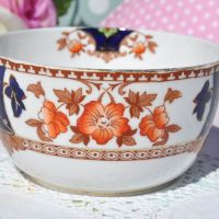 Crown Douglas Imari Pattern Sugar Bowl c.1933