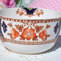 Crown Douglas Imari Pattern Sugar Bowl c.1933