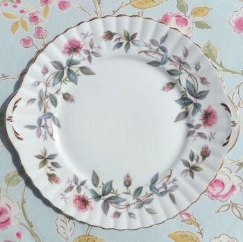 Royal Stafford Bramble Rose Cake Plate c.1950s