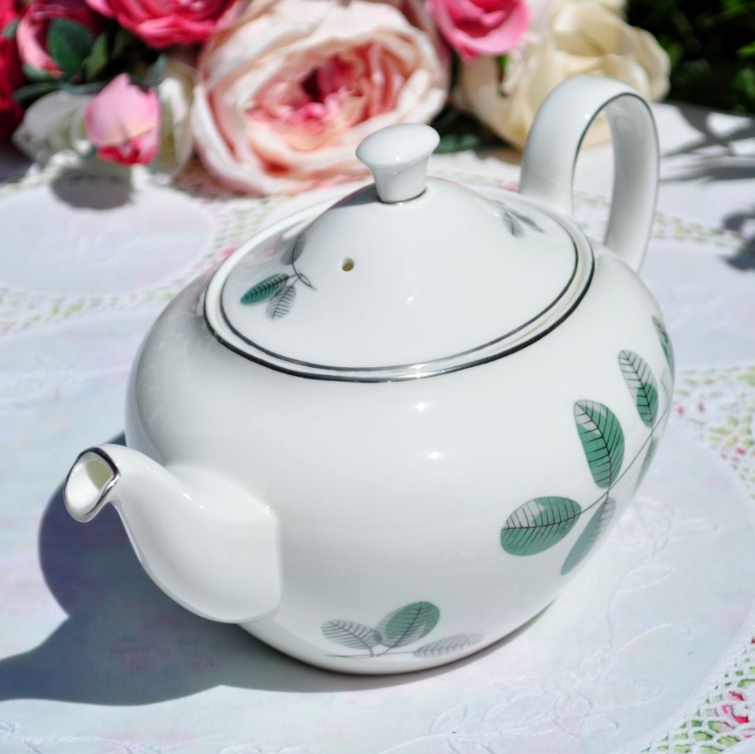 Wedgwood Honesty Teapot