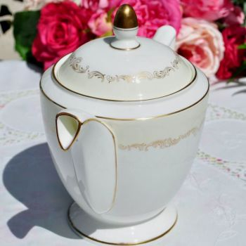 Minton Felicity 1.5 Pint China Teapot c.1950s